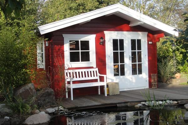 gartenhaus skandinavischer stil die sch nsten. Black Bedroom Furniture Sets. Home Design Ideas