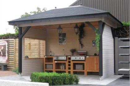 Outdoorküche Garten Preise : Wundervolle outdoor küchen von bullinger gartengestaltung