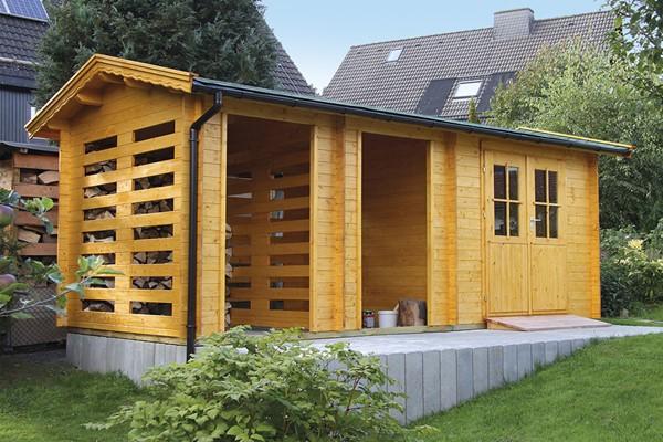 Gartenhaus Mit Outdoor Küche : Anbau outdoorküche an gartenhaus seite