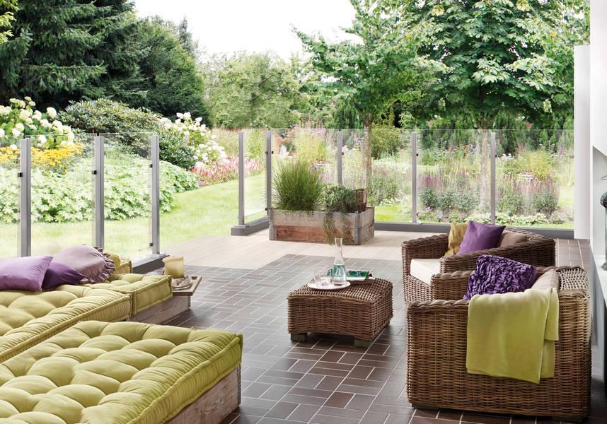 Windschutz Für Terrasse Gla Metall : Sicht Und Windschutz Windschutz Sichtschutz Windfang Aus